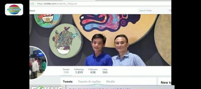 Partai Gerindra bantah cuitan Wakil Sekjen Partai Demokrat Andi Arief  tentang adanya politik mahar yang membawa nama Sandiaga Uno sebagai cawapres Prabowo Subianto.