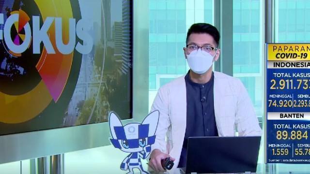 Perbarui informasi Anda bersama Fokus dengan pilihan berita sebagai berikut, Warga Salat Idul Adha di Jalan, Evakuasi Sapi Masuk Got, Fasilitas Isi Ulang Oksigen Gratis.
