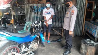 Cara Polisi di Minahasa Utara Cegah Penggunaan Knalpot Bising