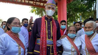 Imbangi Elektabilitas Prabowo, Ganjar Tolak Komentari Hasil Survei