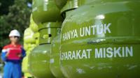 Para Aparatur Sipil Negara (ASN) di Kabupaten Musi Banyuasin Sumsel dilarang membeli tabung gas bersubsidi 3 Kilogram (Dok. Humas Pertamina MOR III Sumbagsel / Nefri Inge)