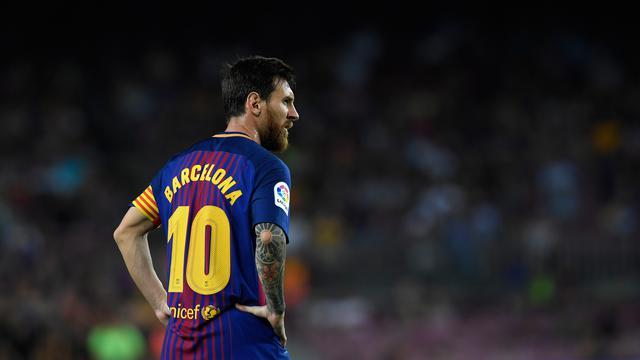 Barcelona Rilis Nomor Punggung Pemain Musim 2017 2018 Bola