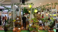 Momen perayaan Imlek tahun ini, mulai dimanfaatkan sejumlah pusat perbelanjaan di Tangerang, untuk menarik pengunjung