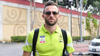 Ilija Spasojevic dilepas Melaka United. (Bola.com/Ilija Spasojevic Facebook)