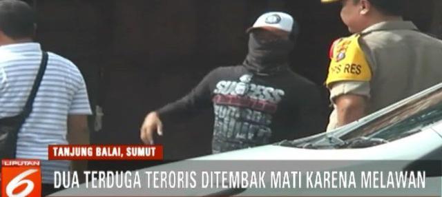 Menurut Kapolda Sumatera Utara Irjen Pol Agus Andrianto, AN dan RI merupakan DPO Polda Sumatera Utara karena merupakan bagian dari jaringan terduga teroris Syaiful.