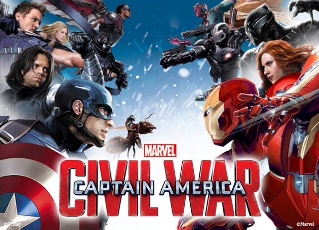 Captain America: Civil War. foto: comicbook.com