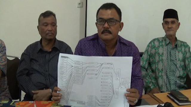 Calon suami Kahiyang Ayu, Bobby Nasution, ternyata masih memiliki keturunan Raja Gunung Baringin Nasution.