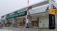 Adisutjipto International Airport.