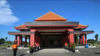 Krematorium atau tempat pengabuan jenazah yang dimiliki Pemkot Surabaya di Tempat Pemakaman Umum (TPU) Keputih. (Foto: Liputan6.com/Dian Kurniawan)