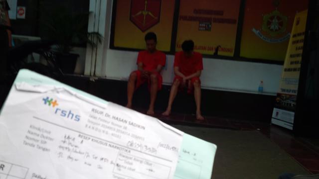 Pemalsu Resep Dokter Berkeliaran Cari Morfin Di Rshs Bandung Regional Liputan6 Com