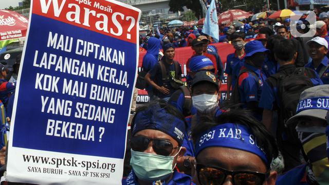 Ketua Satgas Omnibus Law Wajar Jika Buruh Keberatan Ruu Cipta Kerja Bisnis Liputan6 Com
