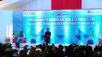 Presiden Joko Widodo atau Jokowi. (Liputan6.com/Ahmad Romadoni)