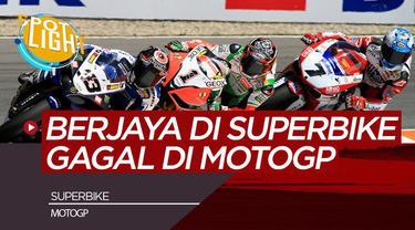 Berita Video Spotlight Max Biaggi dan 4 Pembalap Hebat Superbike, Tapi Gagal Di MotoGP