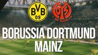 Bundesliga - Borussia Dortmund Vs Mainz (Bola.com/Adreanus Titus)