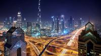 Lokasi shooting Star Trek Beyond (Liputan6/pool/Dubai)