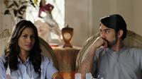 Adegan film Twivortiare dibintangi Reza Rahadian dan Raihaanun (Dok MD Pictures)