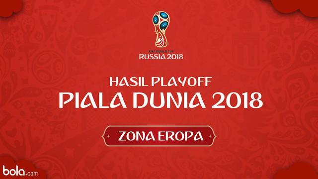 Berita video hasil playoff Piala Dunia 2018 zona Eropa. Italia gagal lolos ke Piala Dunia 2018.