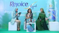 Preskon Rejoice Hijab Perfection Series (Adrian Putra/Fimela.com)