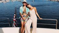 Justin Bieber dan Hailey Baldwin (dok. Instagram @haileybieber/https://www.instagram.com/p/BvsRGoBBLny/Putu Elmira)