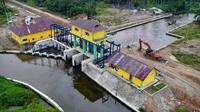 Warga di Kabupaten Asahan dan Kota Tanjung Balai, Sumatera Utara (Sumut), merasakan langsung dampak positif Proyek Pengendalian Banjir Sungai Asahan. Luapan air yang selama ini menjadi momok bagi kehidupan mereka sudah dapat diatasi.