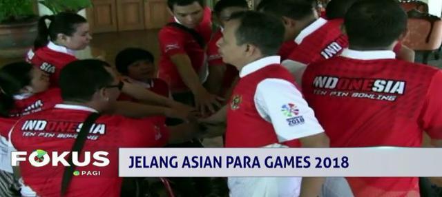 Mereka berangkat lebih awal dari jadwal agar bisa bisa beradaptasi dengan lokasi pertandingan yang berada di Ancol, Jakarta Utara.