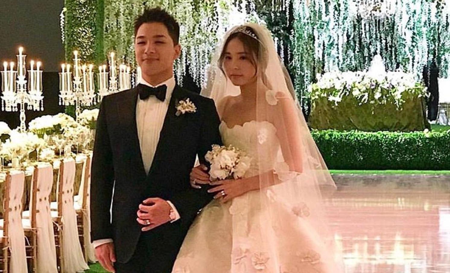 Taeyang Big Bang dan Min Hyo Rin dilaporkan mengalami putus-nyambung selama beberapa waktu.