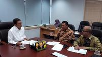 Menteri Agama Lukman Hakim Saifuddin minta evaluasi 10 inovasi haji 2018 yang dilakukan benar-benar fokus. (www.kemenag.go.id)