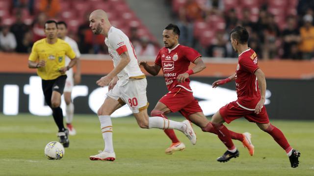 Liga 1 2019 : Persija Jakarta Vs PSM Makassar
