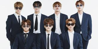 Saat ini BTS sedang sibuk untuk mempersiapkan comebacknya. Dan Hebatnya mereka akan membawakan single baru untuk pertama kalinya di ajang Billboard Music Awards 2018. (Foto: Soompi.com)