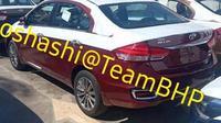 Toyota Belta adalah penerus Yaris sedan untuk pasar India