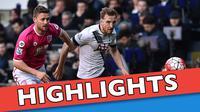 Video highlights Premier League antara Tottenham Hotspur melawan Bournemouth yang berakhir dengan skor 3-0, Minggu (20/3/2016) WIB.