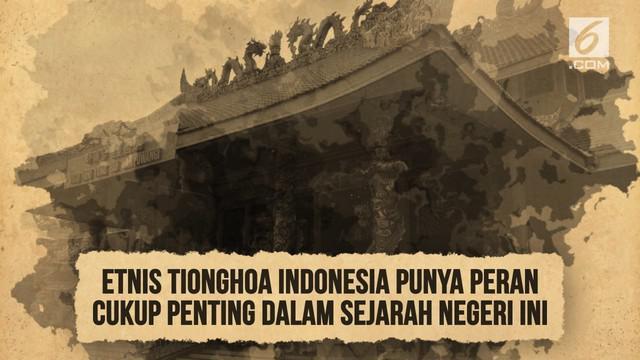 Indonesia memiliki 5 pahlawan Indonesia yang beretnis Tionghoa. Siapa saja? Saksikan video berikut ini.