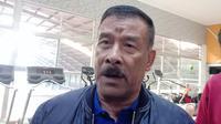 Manajer Persib Bandung Umuh Muchtar tak tertarik jadi Ketum PSSI. (Huyogo Simbolon)