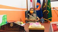 Ketua Gugus Tugas Penanganan Covid-19 Mamuju Tengah Rahmat Syam (Abdul Rajab Umar/Liputan6.com)