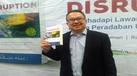 Guru Besar Fakultas Ekonomi dan Bisnis Universitas Indonesia (UI), Rhenald Kasali.(Liputan6.com/Fiki Ariyanti)