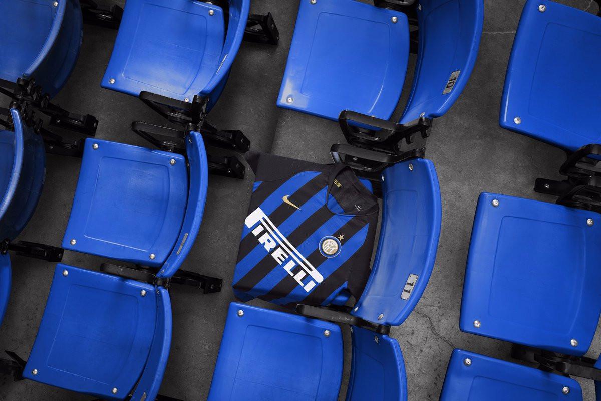 Inter Milan merilis jersey anyar untuk musim 2018/2019 (inter.it)