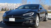 Tesla Model S anti peluru (armormax)