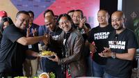 Preskon film Preman Pensiun (Deki Prayoga/bintang.com)