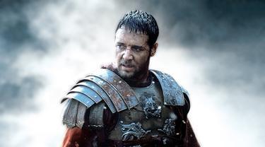 [Bintang] Russell Crowe di Gladiator