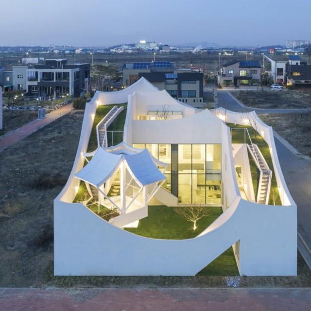 8500 Gambar Desain Rumah Korea Selatan Yang Bisa Anda Tiru Download