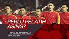 Berita video apakah Timnas Indonesia U-22 perlu menggunakan jasa pelatih asing setelah gagal meraih medali emas di sepak bola putra SEA Games 2019? Para warga yang berada di sekitar SUGBK berpendapat.