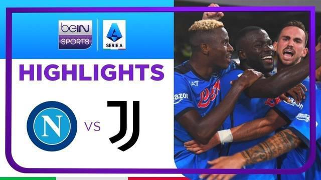 Berita video gol-gol yang terjadi saat Juventus kalah dari Napoli pada pekan ketiga Liga Italia (Serie A) 2021/2022, Sabtu (11/9/2021) malam hari WIB.