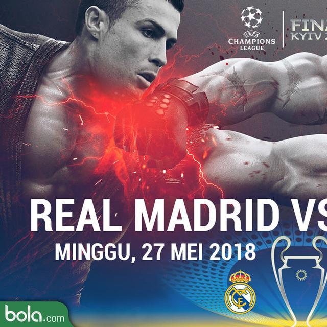 Real Madrid Vs Liverpool Kunci Panas Di Lapangan Bola Liputan6 Com