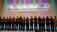 Hadiri Asia International Water Week di Korsel, Menteri Basuki Mantapkan Kerja Sama Pengelolaan Sumber Daya Air dan Mitigasi Bencana di Asia