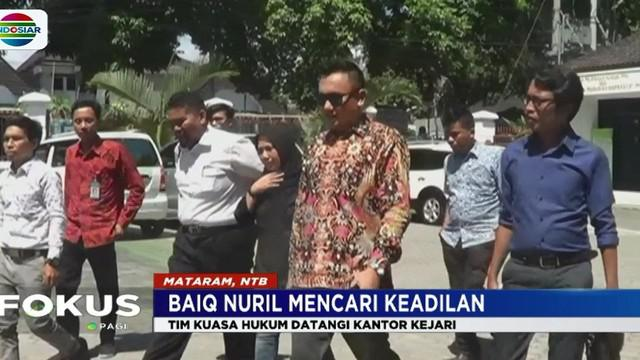 Tim kuasa hukum Nuril sendiri menyatakan tetap konsisten akan menunggu salinan surat putusan kasasi mahkamah agung sebagai alas untuk melakukan langkah hukum berikutnya.
