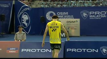 Berita Video Flashback Bulutangkis Laga Klasik Taufik Hidayat Vs Lee Chong Wei dalam Final Malaysia Open 2011