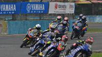 Yamaha Sunday Race kembali digelar di sirkuit Sentul pada 27-28 Juli (dok:Yamaha)