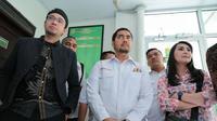 Mediasi Sandy Tumiwa - Tessa Kaunang (Adrian Putra/bintang.com)