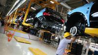 Pabrik Sokon telah menciptakan lapangan kerja untuk 2.000 orang.(Herdi/Liputan6.com)