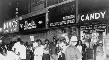 Kerusuhan Harlem 1943 (Wikimedia Commons)